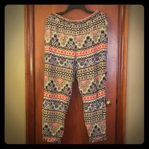 Printed Soft Pants from Old Navy